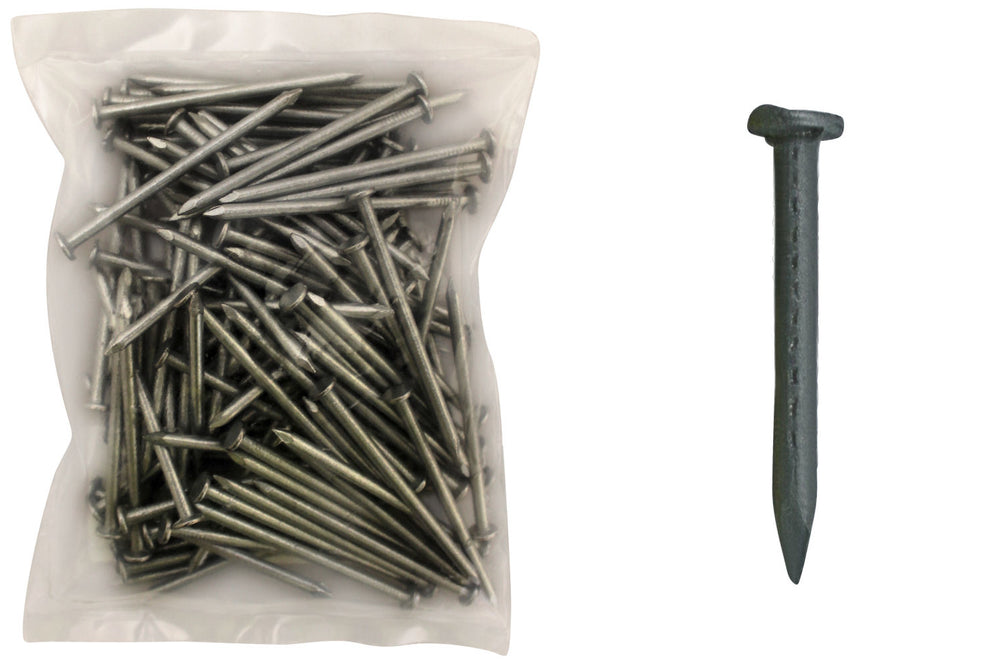 Jagged Plasterboard Nails 30mmx2.65mm 0.5kg bag Galv'd