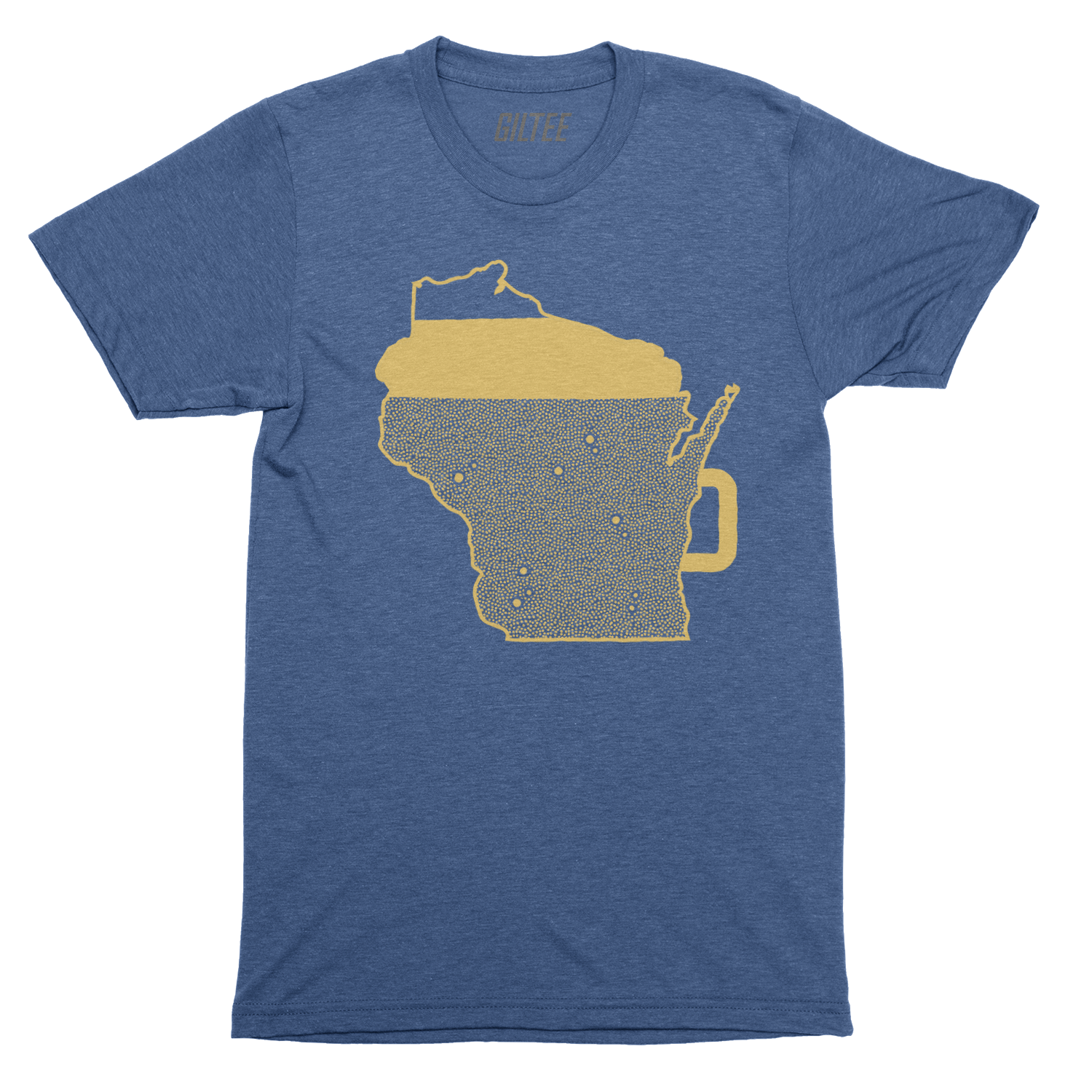 The Beer Mug Brew Crew Unisex Tee