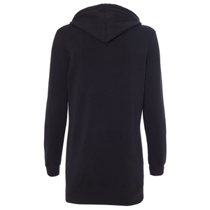 GILTEE - Women's Black Hooded Tunic - GILTEE