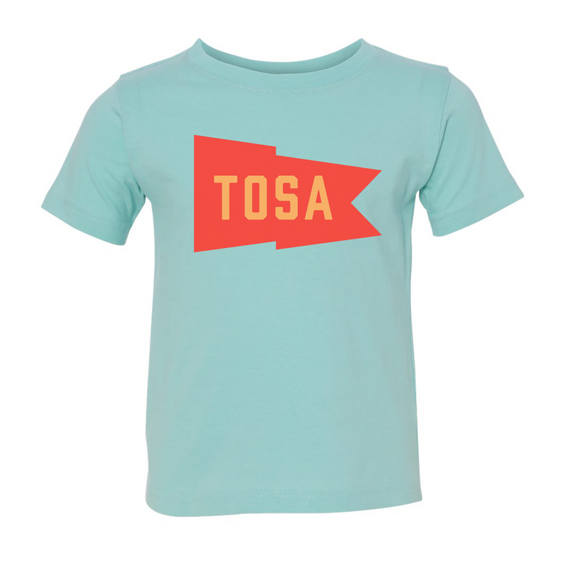 Team Tosa Toddler Aqua Tee - GILTEE