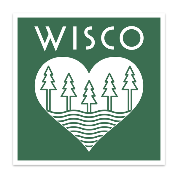 WISCO Roots Sticker - GILTEE