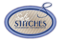 Satin Stitches