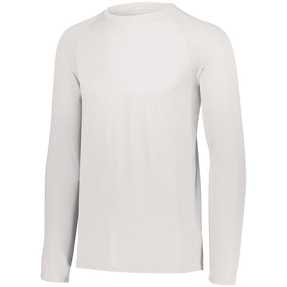 Performance Long Sleeve Shirt with Left Chest logo
