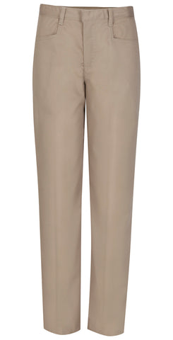 Juniors Low Rise Pant - Khaki