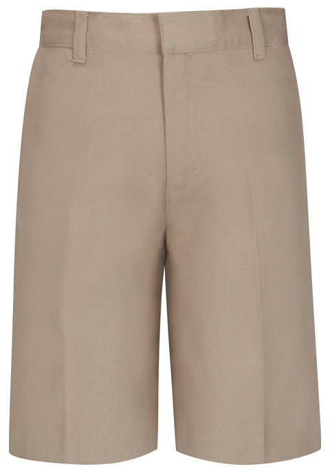 Men's Flat Front Short - Khaki *CLEARANCE Sale*