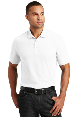 Adult Short Sleeve Polo with SJS Logo