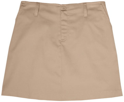 Girl/Juniors A-line skirt- khaki*CLEARANCE Sale*