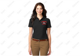 Bloomsburg Ladies Polo with Stitched Left Chest