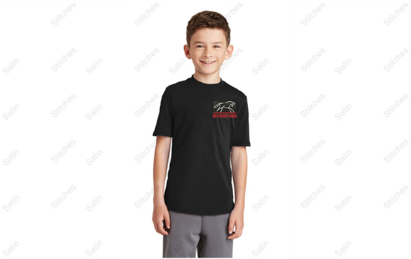 Red Roof Youth T-shirt
