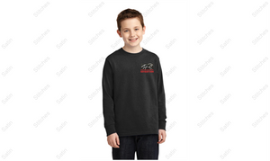 Red Roof Youth Long Sleeve T-shirt