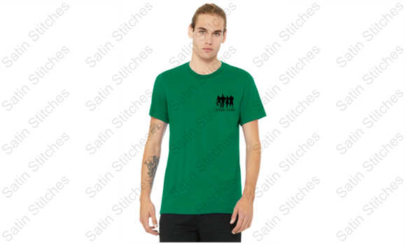 Danville Drama Unisex Green T-Shirt with Wizard of Oz logo