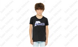 Dolphins Youth Black T-Shirt