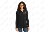 Red Roof Farm Ladies French Terry Pullover Hooded Sweatshirt