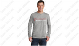 RMS Unisex Long Sleeve T-Shirt with logo - 2021