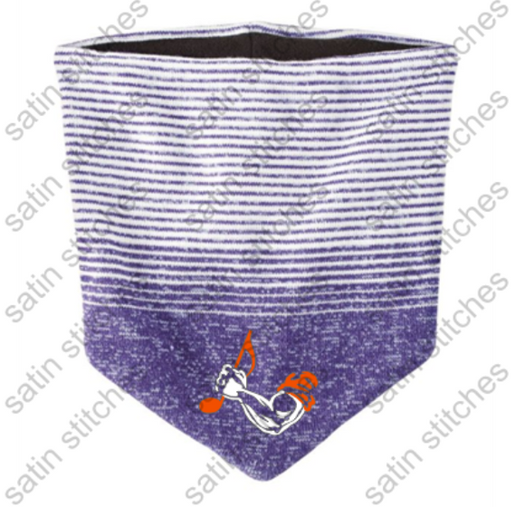 Winter Gaiter with Band Logo
