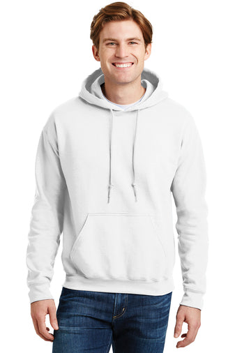 Gildan Hooded Sweatshirt with Soccer Print