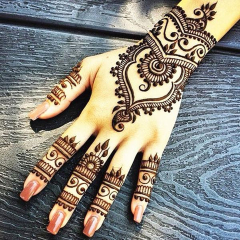Diy henna kit free stencil set mr loot box to spend on henna sessions now you can do it by yourself make a statement on your own skin or be a walking work of art with this temporary tattoo kit solutioingenieria Choice Image