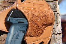 HOLSTER - Ruger LC9/LC9S FULL TOOLING - WILDFLOWERS