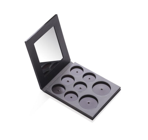 Accessories Palette 8 Hole 6-Eye/2-Cheek (empty)