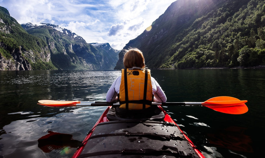 What to Know for Taking Photos From Your Kayak