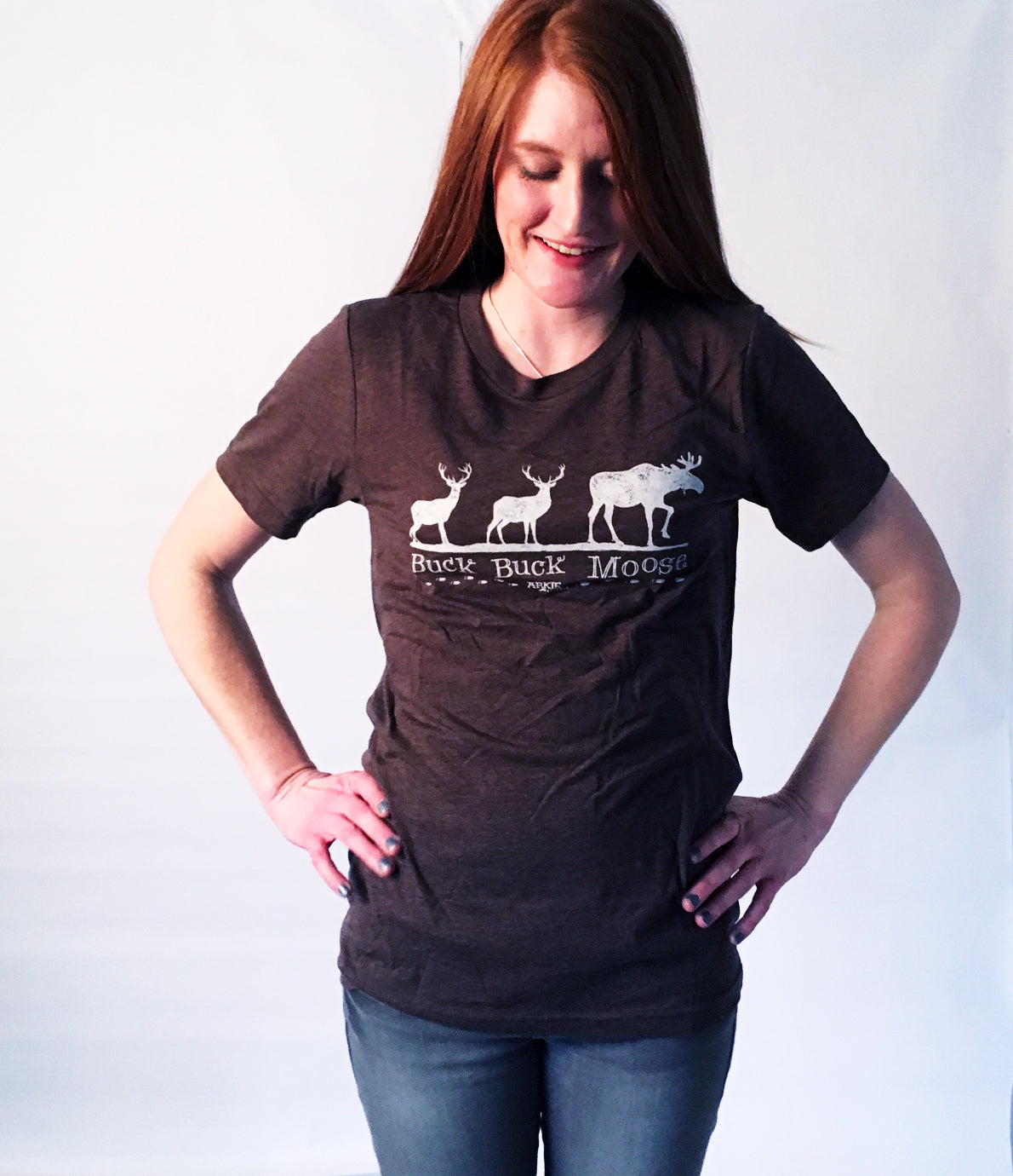 Buck Buck Moose T-shirt