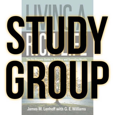 Living a Rich Life: Group Study Pack (50)