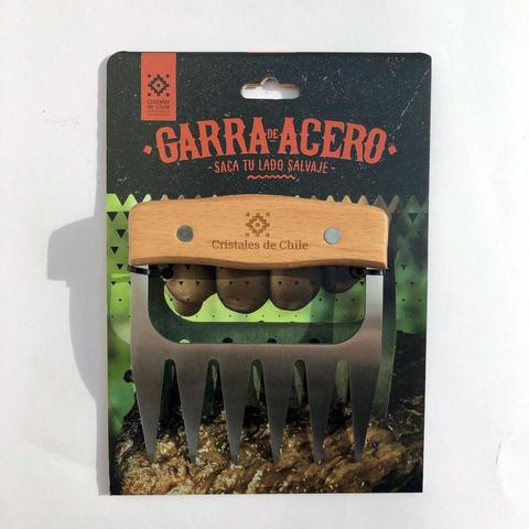 Garra de Acero | Inoxidable