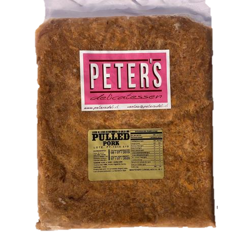 Pulled Pork Peter's