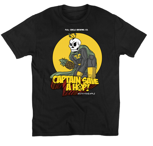 Captain Save A Hop - Shirt
