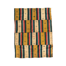 """Kepte"" Old Tibetan handwoven cloth"