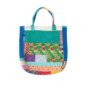 Ralli Quilt Tote Bag