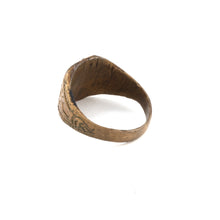 Indianpenny Brass Ring