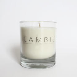 Patchouli & Myrrh Candle