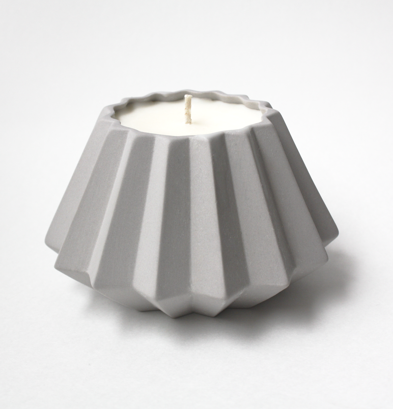 Urchin Ceramic Candle