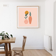 Load image into Gallery viewer, Minimalist Dakota Vases Print