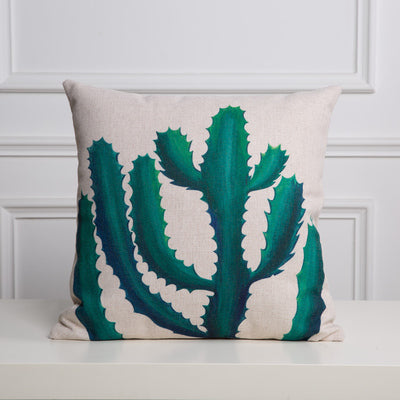 Prickly Cactus Cushion Cover - Modern Urban Jungle
