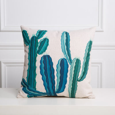 Classic Cactus Cushion Cover - Modern Urban Jungle