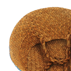 Dipped Woven Seagrass Baskets