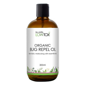 Bug Repel Oil