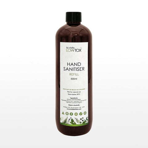 Hand Sanitiser Refill - 500ml
