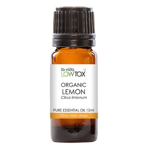 Lemon Oil - 100% Organic