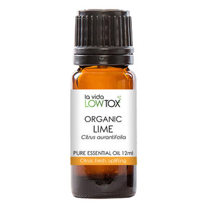 Lime Oil - 100% Organic