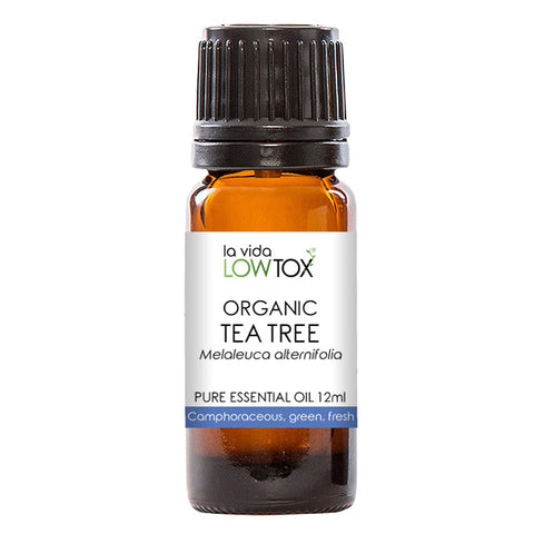 Tea Tree Oil - 100% Organic