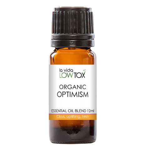 Optimism Essential Oil Blend - 100% Organic