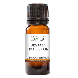 Protection Essential Oil Blend - 100% Organic