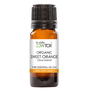 Sweet Orange Oil - 100% Organic