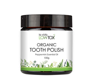 Organic Tooth Polish