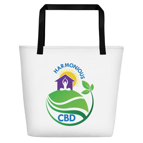 Harmonious CBD Beach Bag