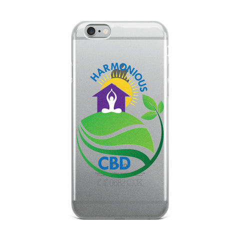 Harmonious CBD iPhone Cases