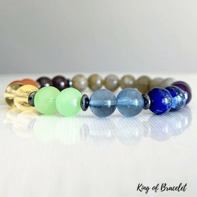 Bracelet 7 Chakras Version 2020 - King of Bracelet